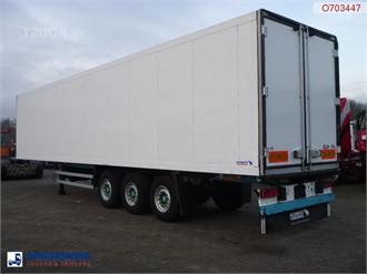 SCHMITZ CARGOBULL FRIGO BOX 87 M3 - CARRIER MAXIMA 1300