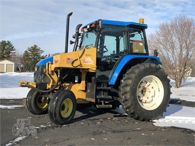 NEW HOLLAND TS110 Auction Results - 134 Listings | TractorHouse com