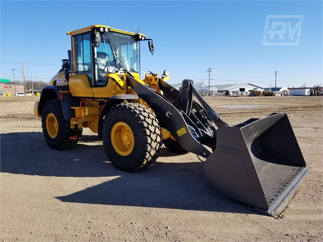 www transourceusa com | 2018 VOLVO L60H For Rent