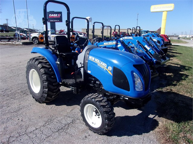 2018 NEW HOLLAND BOOMER 35 For Sale In Cameron, Missouri