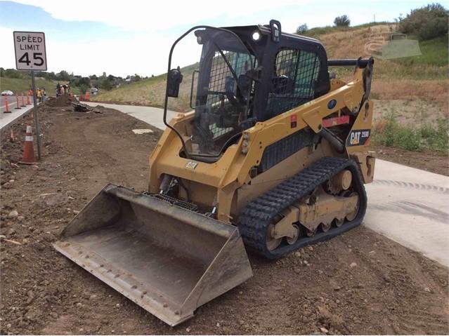 2017 CAT 259D For Sale In Colorado Springs, Colorado | www