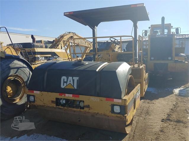 MachineryTrader com | CAT CB-634C Dismantled Machines