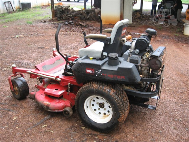 2013 TORO Z MASTER Z553 For Sale In CARNESVILLE, Georgia