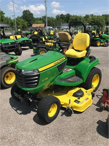 JOHN DEERE X730 Online Auction Results - 13 Listings