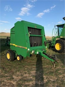 John Deere Round Balers For Sale In Montana - 48 Listings