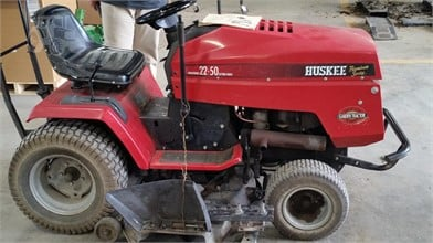 HUSKEE Riding Lawn Mowers For Sale In Illinois & Indiana - 1