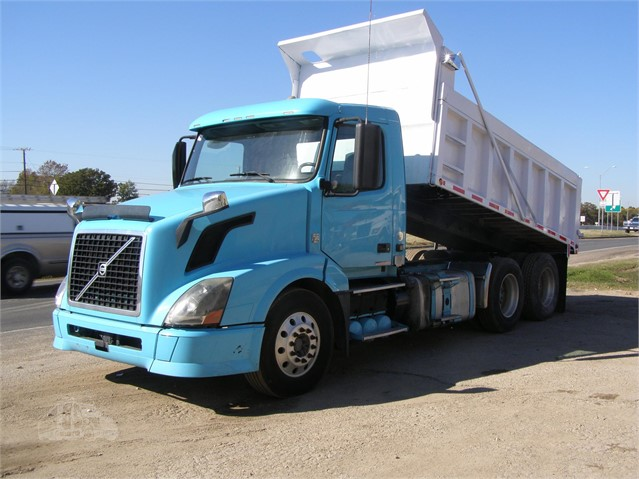 2012 Volvo Vnl64t660 For Sale In Dallas Texas