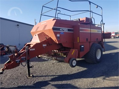 HESSTON Square Balers Auction Results - 55 Listings | AuctionTime