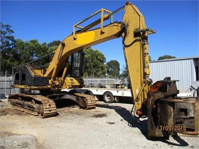 Feller Bunchers Forestry Equipment For Sale - 730 Listings