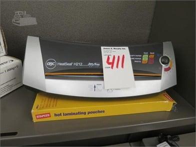 65c8695b641ae3 GBC HEATSEAL H212 Auction Results - 1 Listings | MachineryTrader.li ...