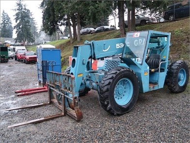 GRADALL 534C-6 Auction Results - 1 Listings | MachineryTrader co uk
