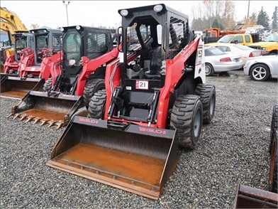 TAKEUCHI TS70R Auction Results - 1 Listings
