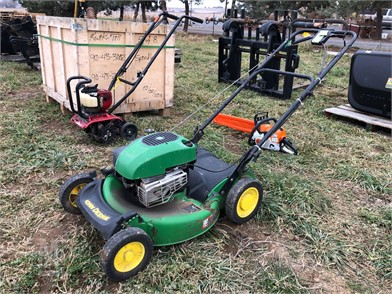 Jd Push Mower Other Auction Results - 1 Listings | MarketBook co mz