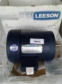 Lesson 1Hp 3-Phase Electric Motor Other Auction Results - 1 Listings