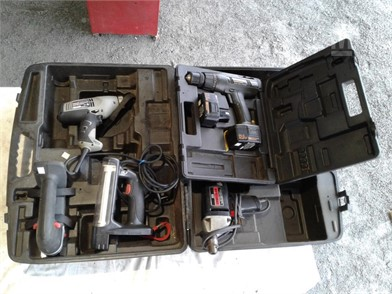 6be4aeff1ed LOT OF CRAFTSMAN POWER TOOLS Other Auction Results - 1 Listings ...