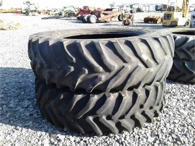 2 208r42 Goodyear Tractor Tires Other Auction Results In