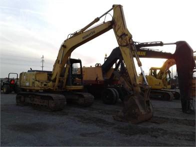 Komatsu Pc 120 6 Hydraulic Excavator Other Hasil Lelang 1