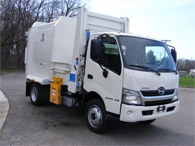 HINO Garbage Trucks For Sale - 10 Listings | TruckPaper com