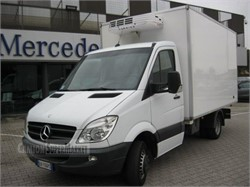 MERCEDES-BENZ SPRINTER 413 ISOTERMICO used