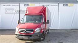 Mercedes-benz Sprinter 313 Box Lega Uzywany