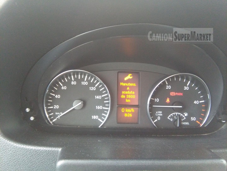 Mercedes-Benz SPRINTER 319 Usato 2013