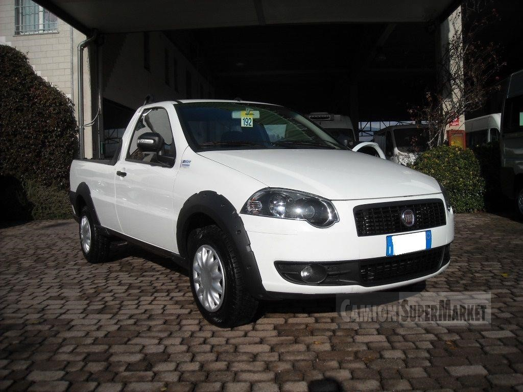 Fiat STRADA Usato 2013