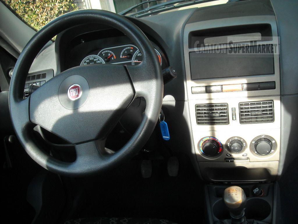 Fiat STRADA Uzywany 2013