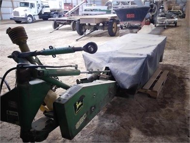 JOHN DEERE Disc Mowers Auction Results - 35 Listings