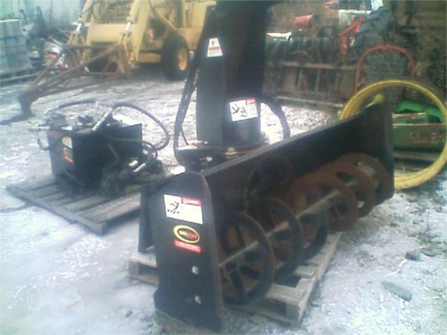 QUICK ATTACH 2010 Snow Blower For Sale In Hop Bottom, Pennsylvania