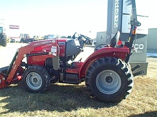 2018 MASSEY-FERGUSON 1739E For Sale In Lincoln, Kansas | www