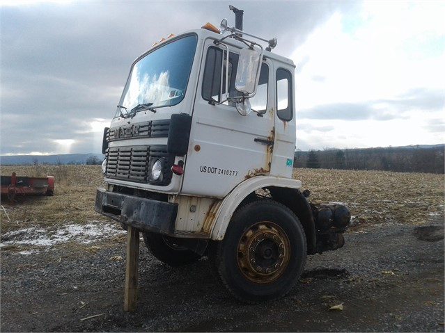 AuctionTime com | 1988 MACK MIDLINER MS250P Auction Results