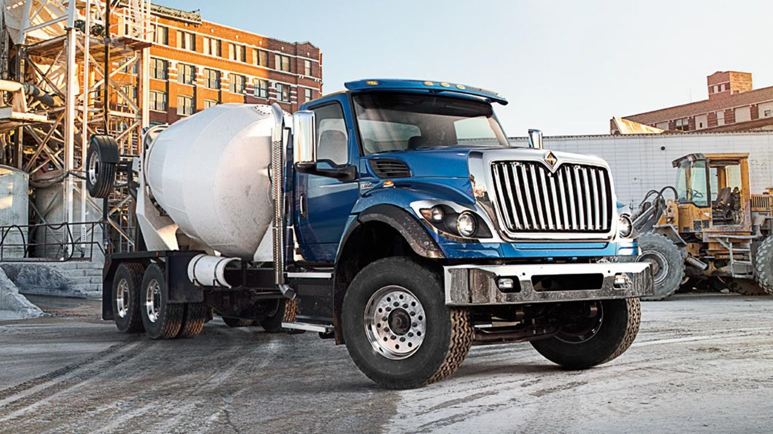 International S New Hv Series Trucks Are Ready To Handle
