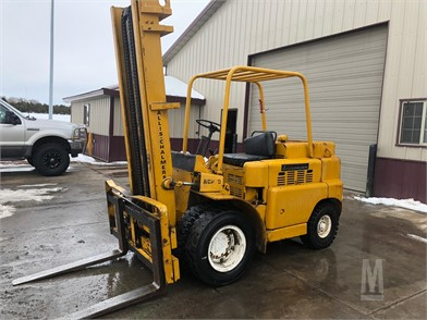 Allis-Chalmers Forklifts Lifts Auction Results - 25 Listings