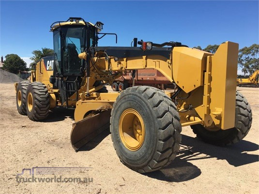 2009 Caterpillar 14M Heavy Machinery for Sale