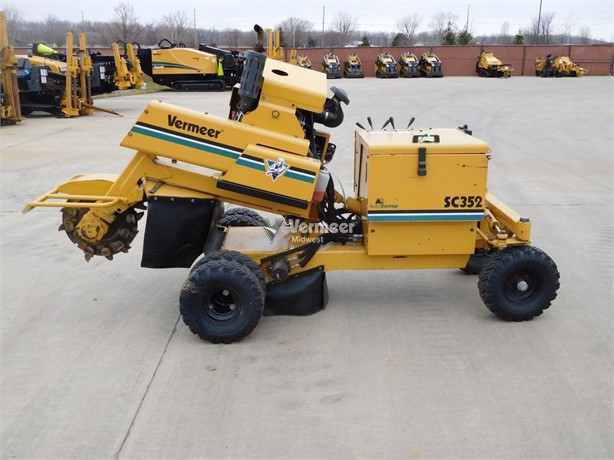 Vermeer Stump Grinder For Sale >> Vermeer Wheel Stump Grinders Logging Equipment For Sale 58