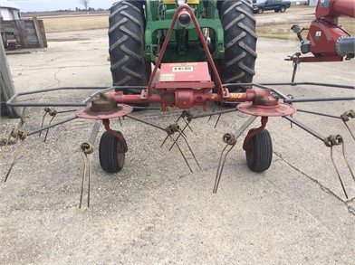 H & S Rakes/Tedders Auction Results - 77 Listings