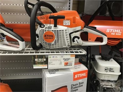 STIHL MS 261 C-M For Sale - 2 Listings | TractorHouse com