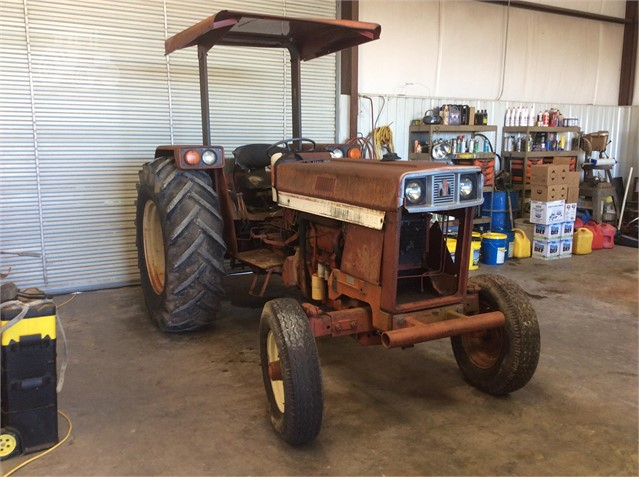 INTERNATIONAL 684 For Sale In Mexia, Texas | www