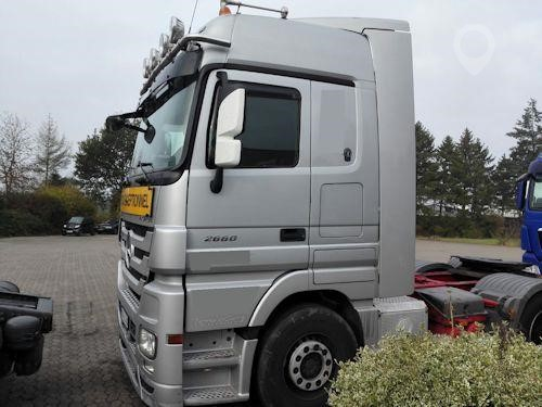Used 2010 MERCEDES-BENZ ACTROS 2660 For Sale In Raalte