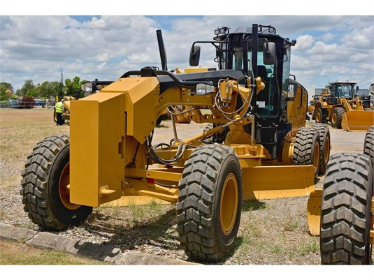 2015 Caterpillar 160M - Heavy Machinery for Sale