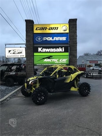 CAN-AM MAVERICK X3 X MR TURBO R Utility Vehicles For Sale - 6