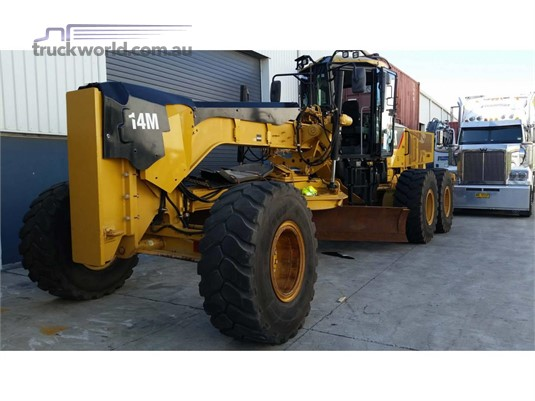 2012 Caterpillar 14M - Heavy Machinery for Sale