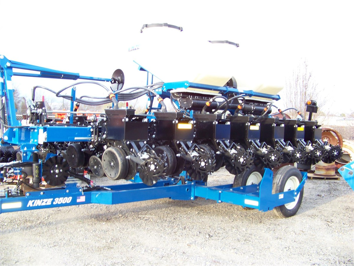 2018 Kinze 3500 For Sale In Fayetteville North Carolina Www