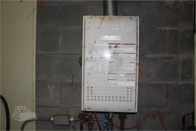 Noritz On Demand Hot Water Heater Other Auction Results - 1 Listings on