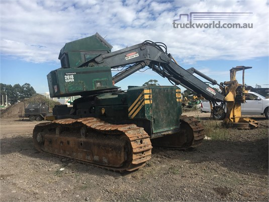 0 Timberjack 2618 - Heavy Machinery for Sale