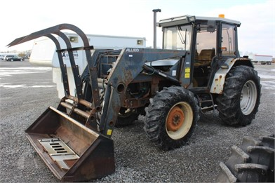 AGCO WHITE Tractors Auction Results - 20 Listings