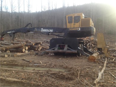 TIMBER KING Delimbers Forestry Equipment For Sale - 1 Listings