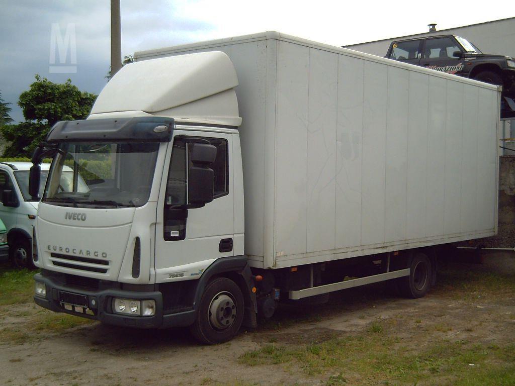 2007 IVECO EUROCARGO 75E16 For Sale In CURNO, BG Italy
