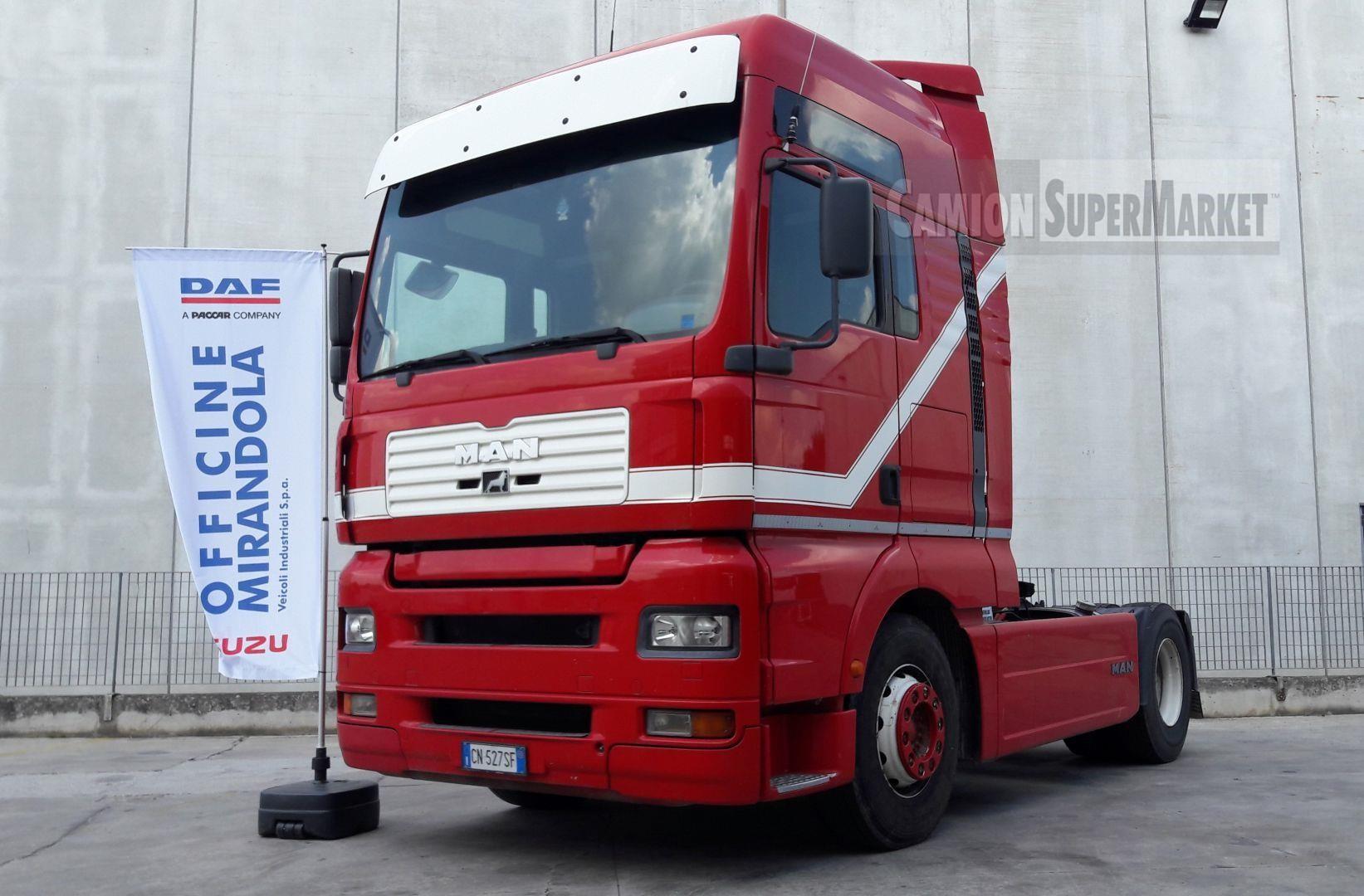 MAN TGA40.480 used