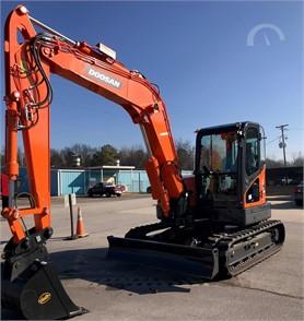 DOOSAN Excavators Auction Results - 14 Listings